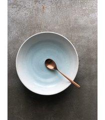 ceramiczna misa ice blue