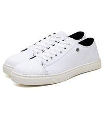tênis sapatênis casual elegant feminino dubuy 302la branco