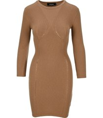 d squared knitted dress