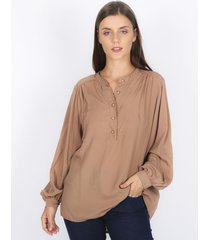 blusa camel miz