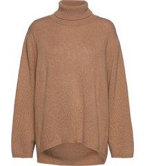 costume x inwear pullover turtleneck coltrui bruin inwear