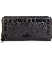 grace dollaro leather continental wallet