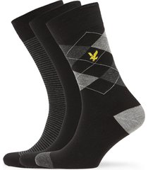 calvin underwear socks regular socks svart lyle & scott