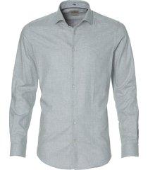 jac hensen premium overhemd -slim fit- grijs