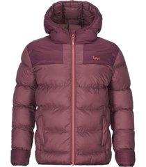 chaqueta all winter steam-pro hoody jacket palo rosa lippi
