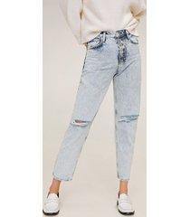 mango - jeansy mom80