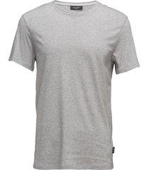 jari refined cotton t-shirts short-sleeved grå calvin klein