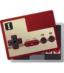 jogo americano controles geek10 vermelho