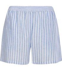 ermanno scervino stripe print shorts