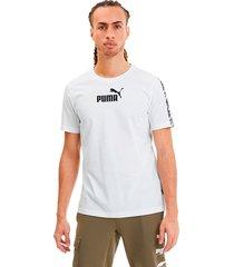 camiseta - blanco - puma - ref : 58138402