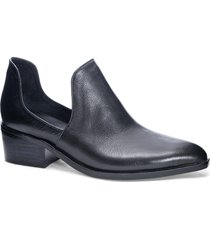 women's chinese laundry fortune bootie, size 10 m - black