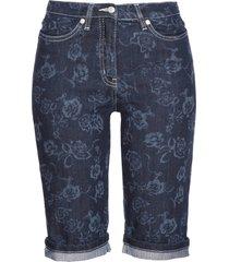 bermuda di jeans fantasia (blu) - bpc selection