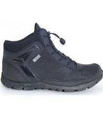 botas negro climbingland q312l-nxn