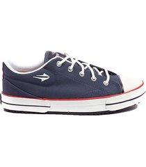 zapatilla azul topper moda