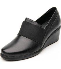 zapato mujer jannis negro flexi