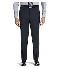 1905 collection tailored fit men's suit separate flat front pants with brrr°® comfort by jos. a. bank
