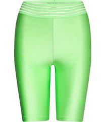 evide biker shorts cykelshorts grön puma