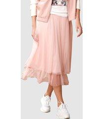 kjol alba moda rosa