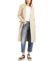 lucky brand margo soft trench coat