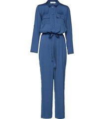 winnie jumpsuits jumpsuit blauw cream
