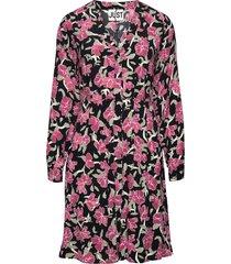 alda dress knälång klänning just female