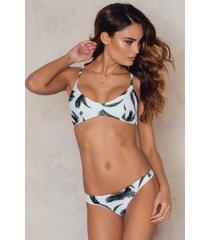 kristin sundberg for na-kd ks bikini panty - multicolor
