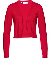 bolero in maglia (rosso) - bpc selection