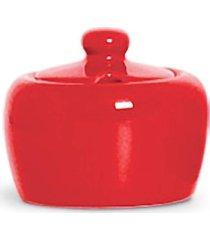 aã§ucareiro ceramica standard ac25 - vermelho - feminino - dafiti