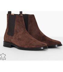 tiger of sweden brake s chelsea boots dark brown
