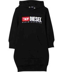 diesel dress with hood