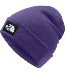 gorro dock worker recycled morado the north face