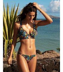 modern mystic high apex bikini top
