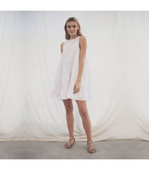 vestido lucia blanco
