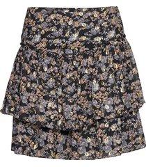 lara kort kjol svart sofie schnoor