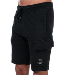 mens pocket lens cargo shorts