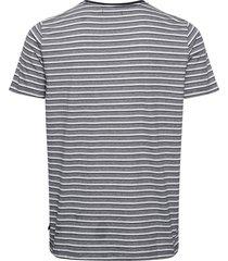 jermane melange stripe t-shirt