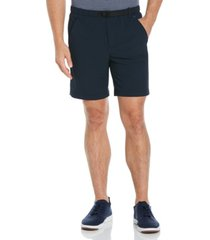 men's nylon ripstop short with belt