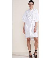 vestido blanco arkitect by beatriz camacho
