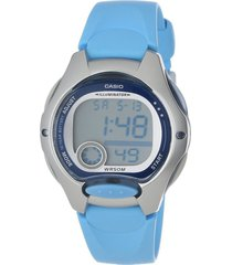 reloj casio digital lw-200-2b