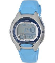 reloj casio digital lw-200-2b