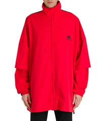 balenciaga bb double sleeve jacket