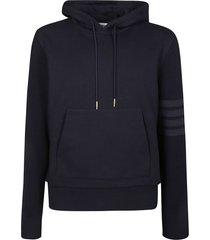 pullover loopback hoodie