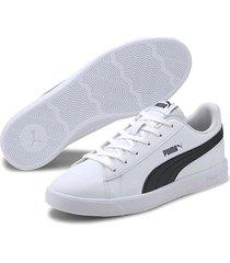 tenis - lifestyle - puma - blanco - ref : 37303403