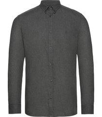 desert shirt skjorta casual grå les deux