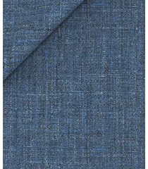giacca da uomo su misura, solbiati, lino tinta unita blu chiaro, primavera estate | lanieri