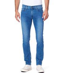 men's paige lennox slim fit jeans, size 36 - blue