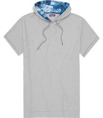 camiseta con capota para hombre freedom 00771