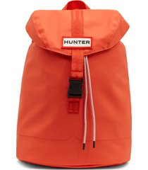 original lightweight rubberized backpack