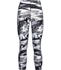 broek under armour heatgear ankle crop print tight women