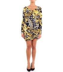 korte jurk versace a83748a231033